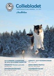 CB nr 4 2011 - Svenska Collieklubben