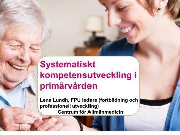 Lena Lundh och Liisa Samuelsson - Dagens Medicin