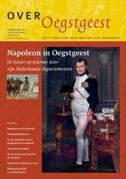 Napoleon in Oegstgeest - Vereniging Oud Oegstgeest