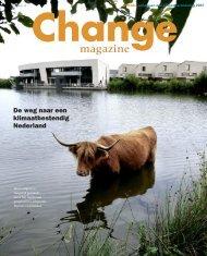 Blader online door dit nummer - Change Magazine