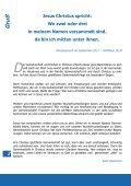 August / September 2011 - FeG Dortmund - Page 2