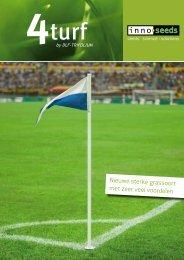 Bekijk de leaflet over 4turf - Innoseeds