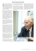 Knut och Alice Wallenbergs Stiftelse 2011 - Page 5