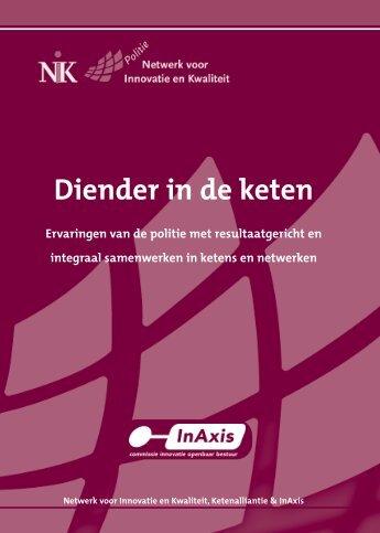 Diender in de keten - Ketens & Netwerken
