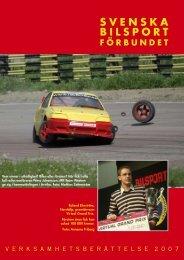 2007 - Svenska Bilsportförbundet