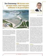 Interview Ton Groeneweg - GeoTechniek