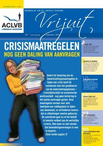 CRISISMAATREGELEN - Aclvb