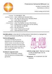 zobu 2012-11-11.pdf - PKN Bilthoven