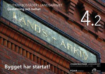 Informationsfolder med förslag och skisser (pdf) - Arkivet i Lund