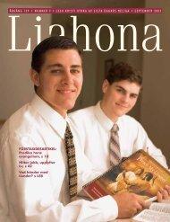 September 2005 Liahona