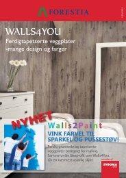 Brosjyre Forestia Walls4You_Walls2Paint