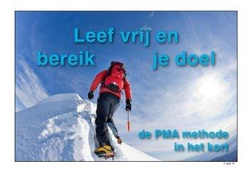 Leef je vrij (2012-09-07) - Jos Govaarts