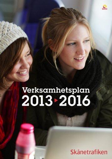 Verksamhetsplan_2013-2016.pdf - Skånetrafiken