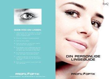 Din personlige linseguiDe - Profil Optik