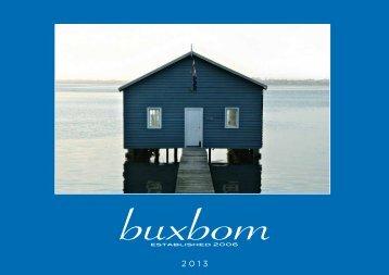 Katalog som PDF - Buxbom