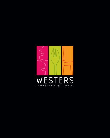 Westers Cateringmeny 2011-2013