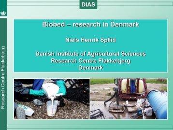 Spliid, Niels Henrik - Biobeds