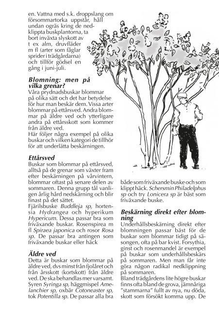 Utgiven av Svenska Förbundet för Koloniträdgårdar och Fritidsbyar