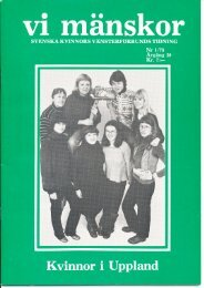 1978/1 - Vi Mänskor