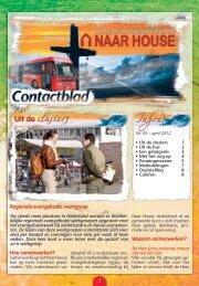 contactblad 43 - april 2012.pdf - Naar House