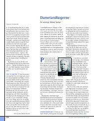 04_Side 492.fm - Den norske tannlegeforenings Tidende