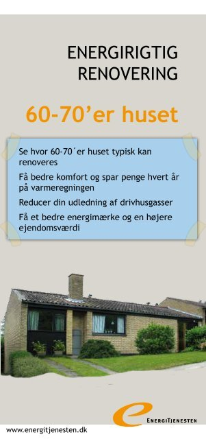 60-70'er huset - Energitjenesten