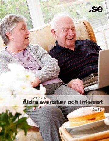 Äldre svenskar och Internet 2010 - SE