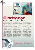 Donor Nyt 107 - Bloddonorerne i Danmark - Page 2