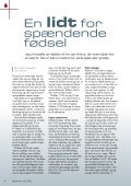 Donor Nyt 107 - Bloddonorerne i Danmark - Page 4