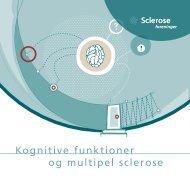 Kognitive funktioner og multipel sclerose - Scleroseforeningen