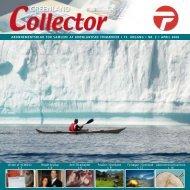 Greenland Collector 2/2008 - Post Greenland - Filatelia