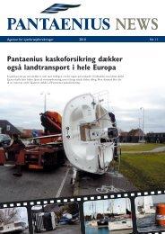 Pantaenius kaskoforsikring dækker også landtransport i hele Europa