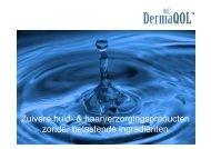 DermaQOL brochure
