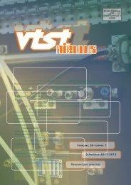 nieuws - Vrije Technische Scholen van Turnhout