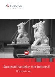 Succesvol handelen met Indonesië - Atradius Belgium