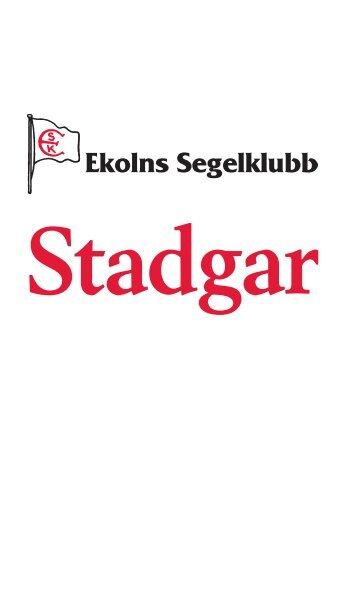 Stadgar - Ekolns Segelklubb