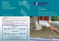 BA-richtlijn 2.1 Opstook- en afkoelprotocol voor vloerverwarming in ...