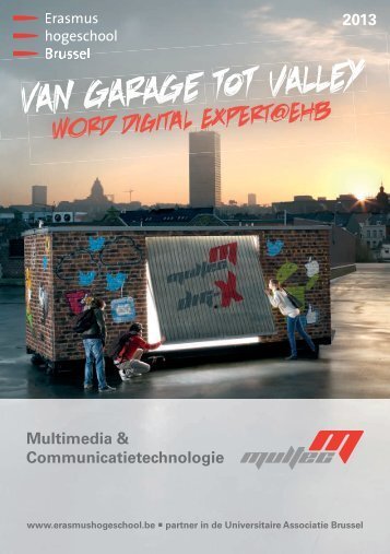 Download de brochures - Van Garage Tot Valley