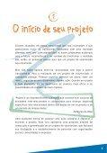 Mãos à obra! Como realizar um projeto voluntário - Fundação ... - Page 5