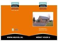 baldessenweg 11 nederweert-eind - Adriaan van den Heuvel ...
