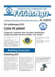 14/2010 - Handelsbankens IF