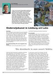 Onderwijskunst in Limburg a/d Lahn - Exemplarisch onderwijs