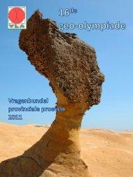 Antwoordblad 16de Geo-Olympiade 2011 Deel 1: vragen zonder atlas