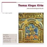 Oplevelser med Thomas Kingos Kirke