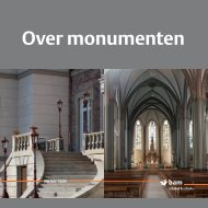Over monumenten - Schakel & Schrale