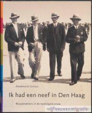 Ik had een neef in Den Haag - Vijfeeuwenmigratie.nl