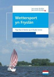 Download de Watersport Brochure Hier