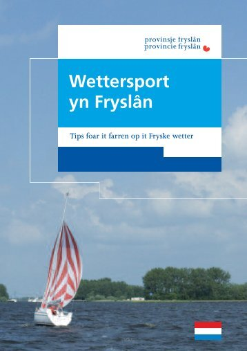 Download de Watersport Brochure Hier