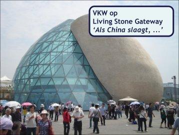 Download hier de inleidende presentatie - Living Stone Centrum