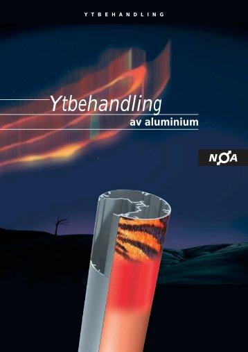 Ytbehandling - Nordic Aluminium Imagebank